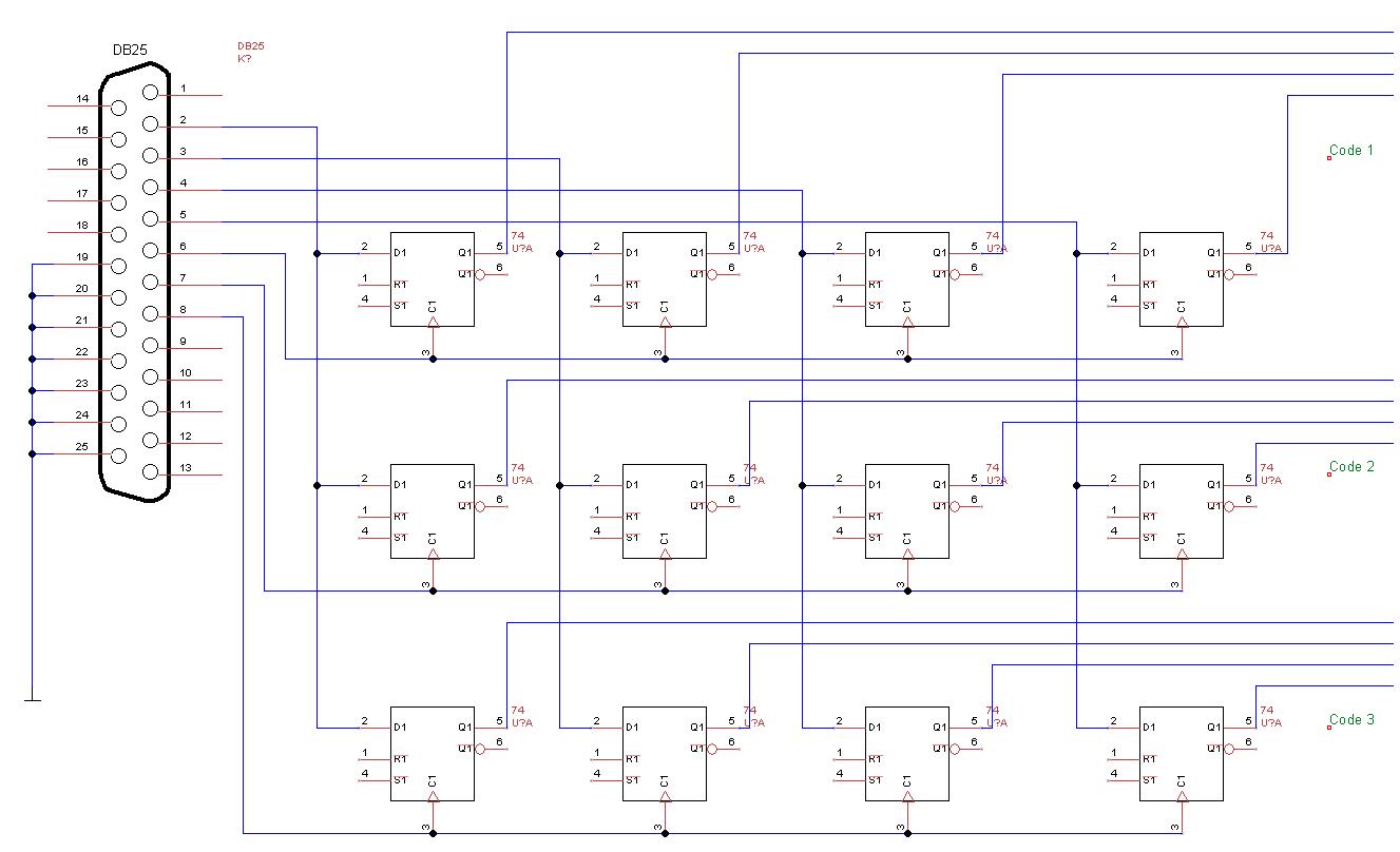 Схем подключения шагового двигателя